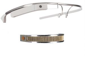 Google Glass Visor