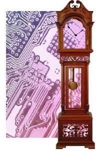 $ grandfather clock