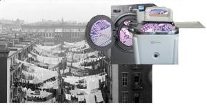 # Tenement Laundry